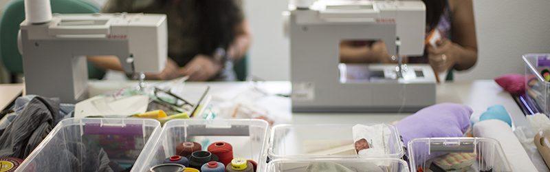 Taller de Reutilización Textil · Llanero Solidario
